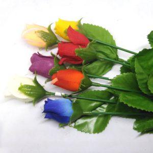Szálas rózsabimbók